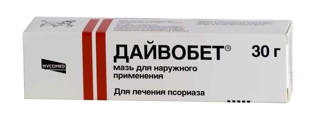 Дайвобет – инструкция по применению, показания, дозы