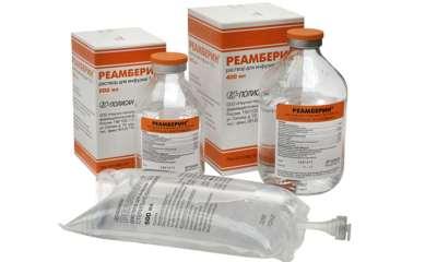 Реамберин при псориазе отзывы