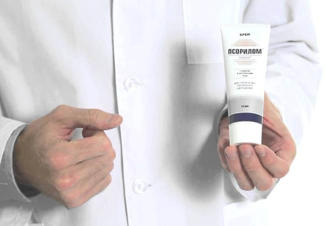 Псорилом шампунь крем таблетки (гранулы) спрей при псориазе