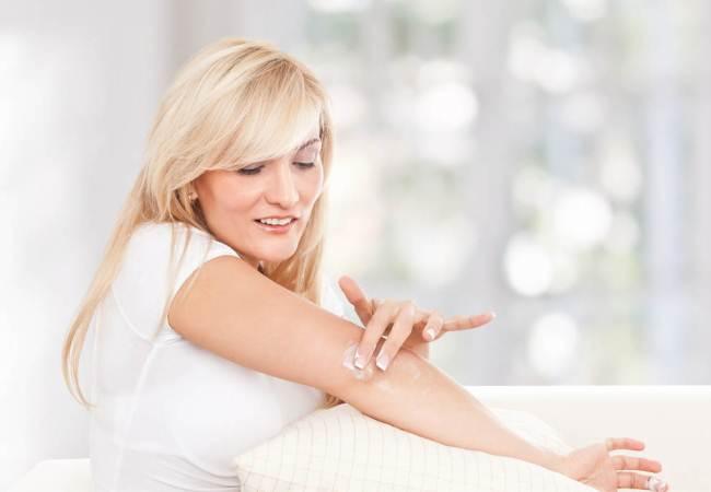 Начальные стадии псориаза кожи