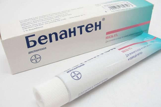 Почему стоит использовать Бепантен при псориазе