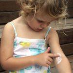 Детский крем от псориаза