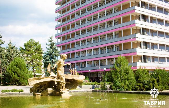 Азербайджанский курорт Нафталан
